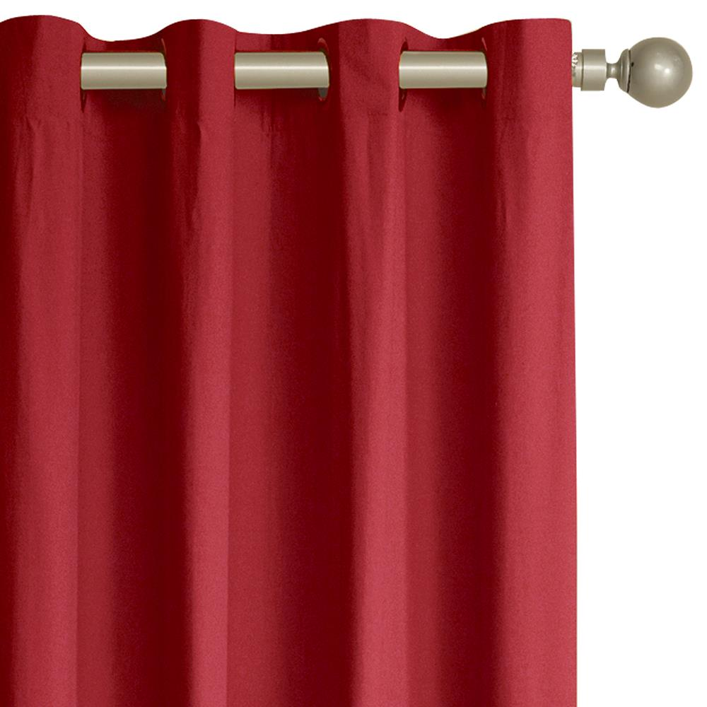 "Bria Collection - Curtain - Length 84""/CURTAINS/WINDOWS/KIDS
