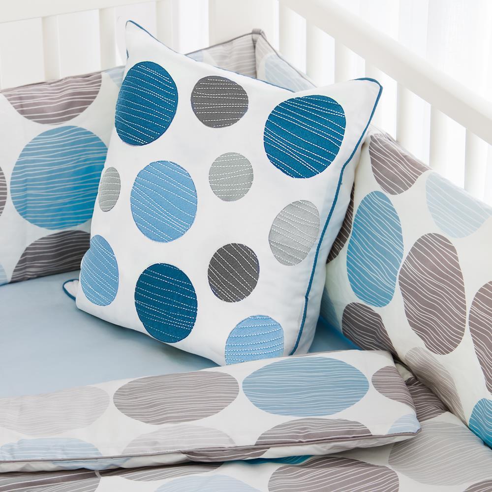 Home Baby Jabiru Bedding Collection Piece Crib Set