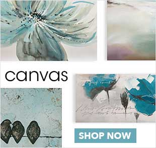 Shop now for chic and refined canvas wall art. Click here.