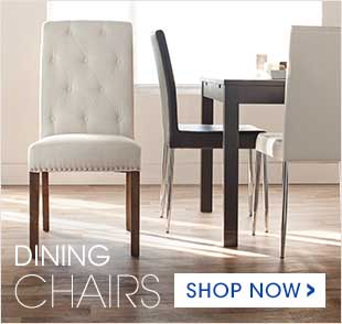 The best dining chairs: find the perfect set of leather, fabric, metal, or plastic dining room chairs.