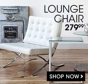 Shop our wide selection of comfortable and stylish lounge chairs.