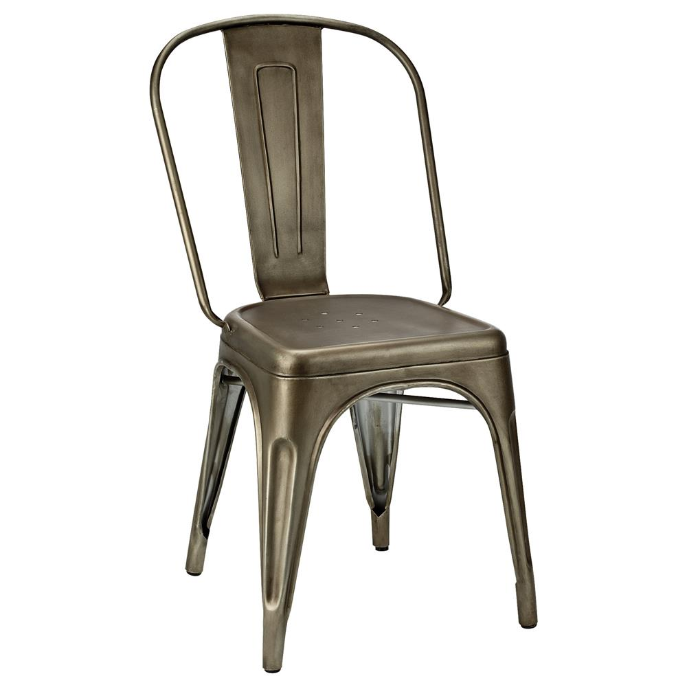 Atelier Industrial Metal Dining Chair DINING CHAIRS SEATING SHOP BY PRODUCT